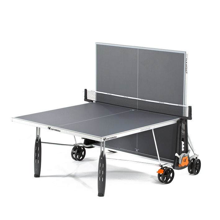 Cornilleau 250S Crossover Indoor-Outdoor Table Tennis Table