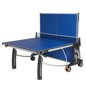 Cornilleau 500M Crossover Indoor-Outdoor Blue Table Tennis Table